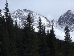 Rock Climbing Photo: Ice Mountain