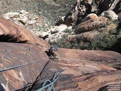 Rock Climbing Photo: Alex, p2