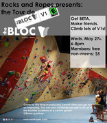 Rock Climbing Photo: flyer