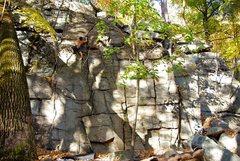 Rock Climbing Photo: Have often enjoyed as a highball warmup