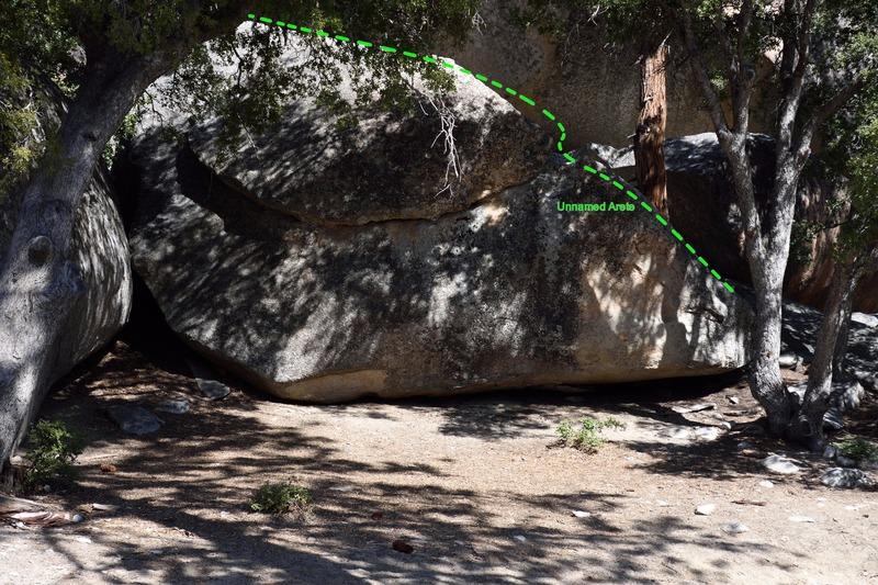 The D boulder