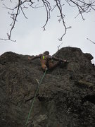Rock Climbing Photo: At B3