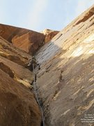 Rock Climbing Photo: Alex, p3
