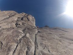 Rock Climbing Photo: Pine Line, Yosemite