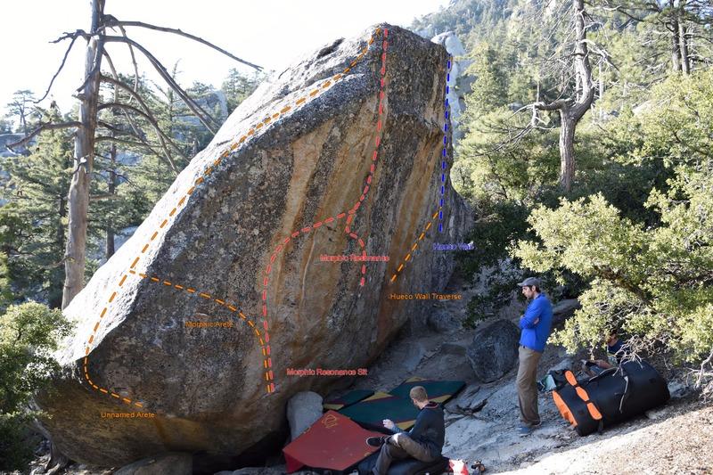 Morphic boulder