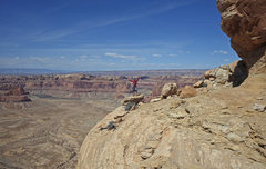 Rock Climbing Photo: A superlative outing,.. on a superlative day in Ap...