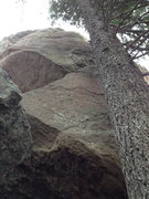 Rock Climbing Photo: Quest for Balance?