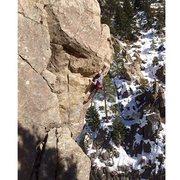 Rock Climbing Photo: Lucid Dreaming