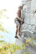 Rock Climbing Photo: Crows nest