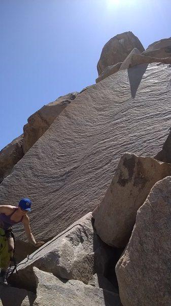 Rock Climbing Photo: Mmm good