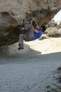 Rock Climbing Photo: The beekeeper V5
