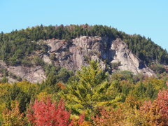 Rock Climbing Photo: Bear Mt from the Kanc, Sept. 2013