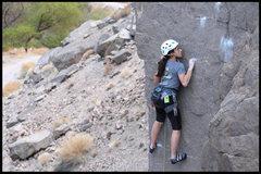 Rock Climbing Photo: ok one more