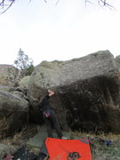 Rock Climbing Photo: The Dish.