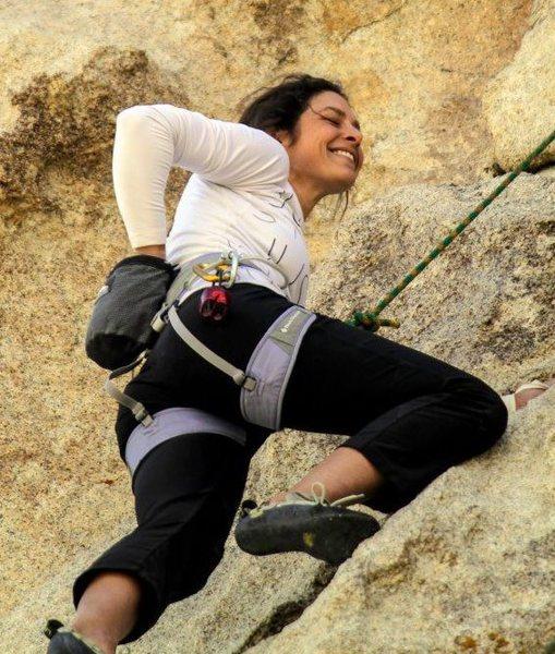 Rock Climbing Photo: Joshua Tree, 2013