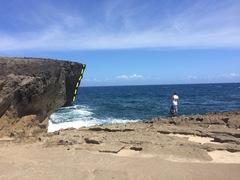 Rock Climbing Photo: El Arete Libre 5.10a