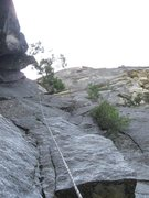 Rock Climbing Photo: 7 star crack