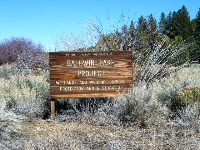 Rock Climbing Photo: Baldwin Lake Project, San Bernardino Mountains