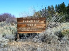 Rock Climbing Photo: Baldwin Lake Project, San Bernardino Mountains