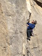Rock Climbing Photo: Pyroclasm @ Owen's River Gorge