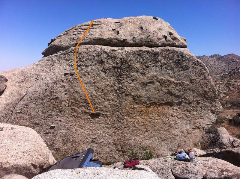 Rock Climbing Photo: Tick Tack