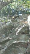 Rock Climbing Photo: Dan Ma