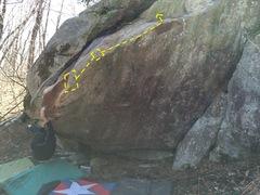Rock Climbing Photo: Old Boy Stand