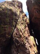 Rock Climbing Photo: I Want My Mummy.
