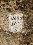 Rock Climbing Photo: Voor Jos