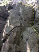 Rock Climbing Photo: Big Dipper