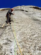 Rock Climbing Photo: fantastic friction