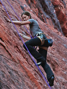 Rock Climbing Photo: climbing at black corridor