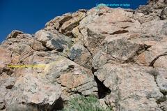 Rock Climbing Photo: Take an Atheist to Church