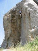 Rock Climbing Photo: Lizard King Dihedral!
