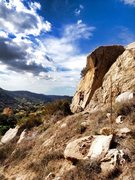 Rock Climbing Photo: Old Castle Ca.