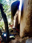 Rock Climbing Photo: Silk Banana!