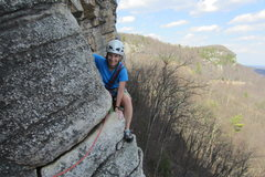 Rock Climbing Photo: Gelsa is really nice. Do it, even if it is embarra...