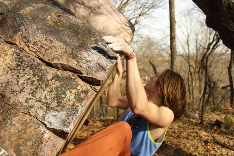 Rock Climbing Photo: Slopes!
