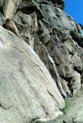 Rock Climbing Photo: St. Vrain