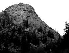 Rock Climbing Photo: 11Mile Canyon, co