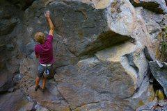Rock Climbing Photo: Kootenai junk