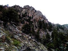 Rock Climbing Photo: Security Risk