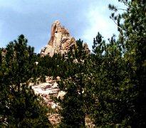 Rock Climbing Photo: Cynacle Pinnacle