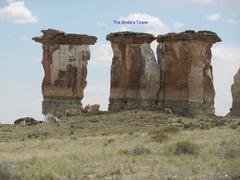 Rock Climbing Photo: Brides Tower