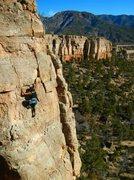 Rock Climbing Photo: Period Piece.  Photo: D. Lilliott.