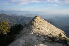 Rock Climbing Photo: The whole formation of big baldy (dome) is pretty ...