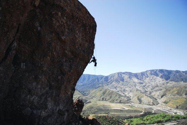 Rock Climbing Photo: Electromagnetic