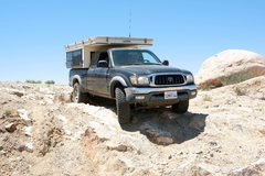 Rock Climbing Photo: 4WD Taco