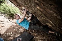 Rock Climbing Photo: Bouldering at the Brickyard SB