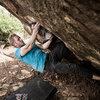 Bouldering at the Brickyard SB